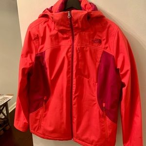 Like new The North Face Woman's ski jacket!